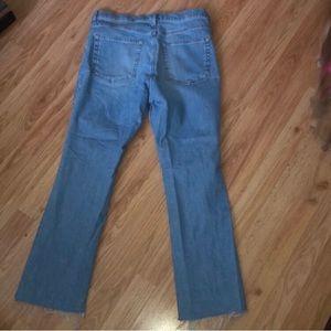 Kick crop ever lane jeans